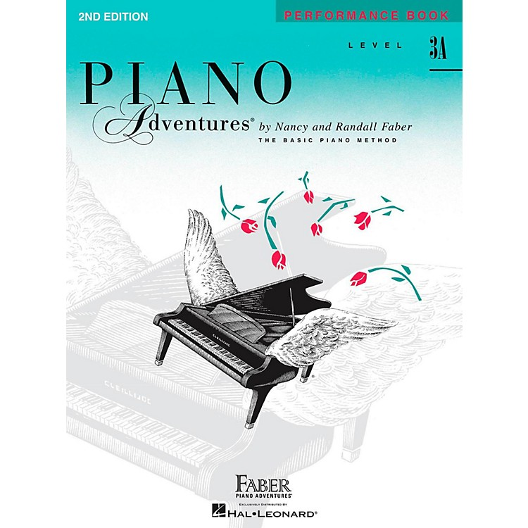 Faber Music Piano Adventures Performance Book Level 3A