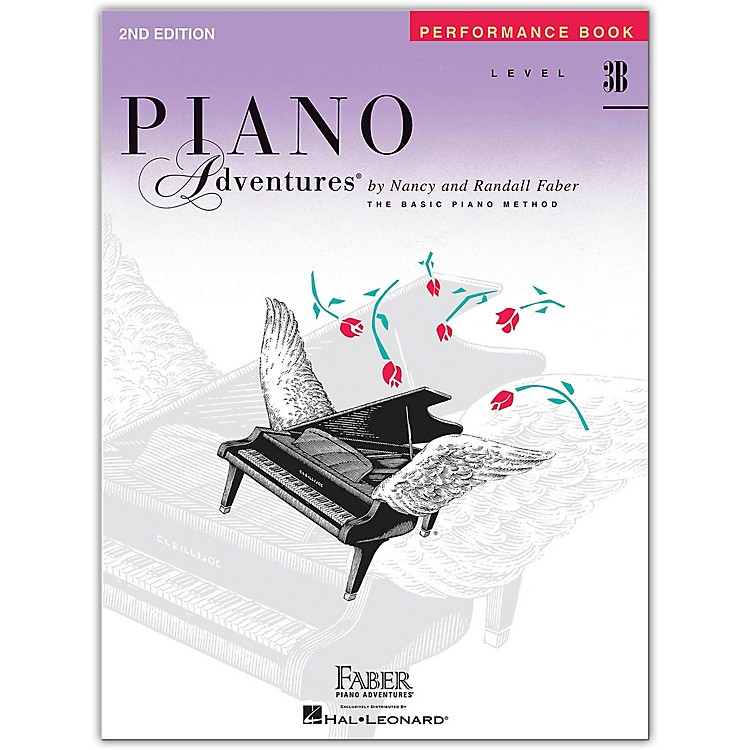 Faber Music Piano Adventures Performance Book Level 3B