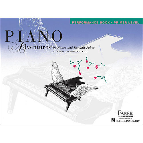 Faber Piano Adventures Piano Adventures Performance Book Primer Level