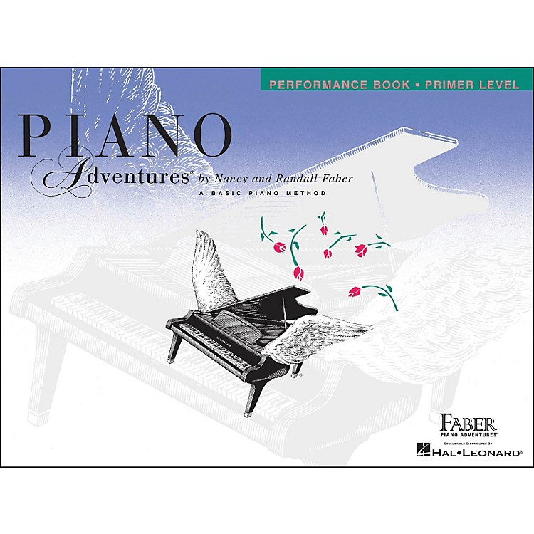 Faber Music Piano Adventures Performance Book Primer Level
