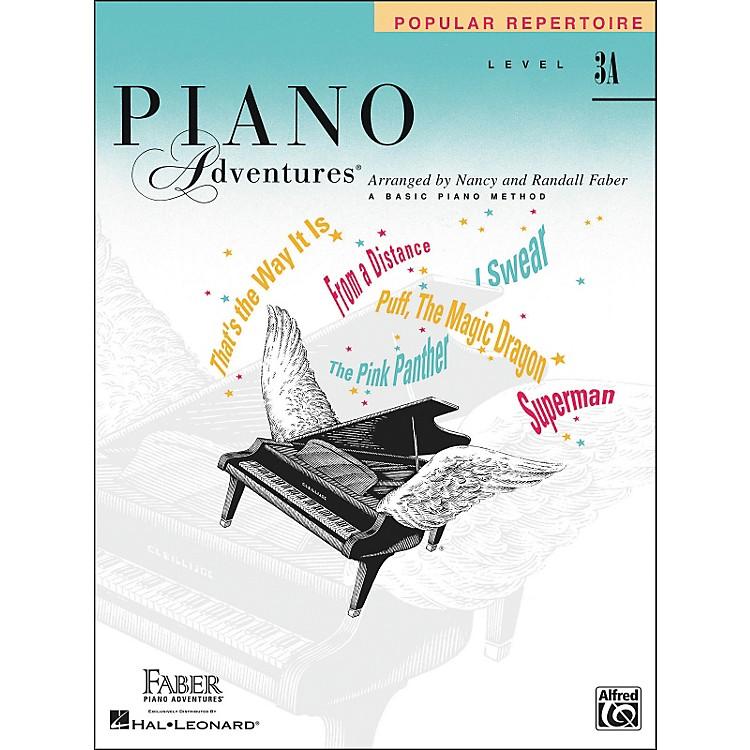 Faber MusicPiano Adventures Popular Repertoire Level 3A - Faber Piano
