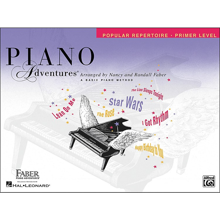 Faber Music Piano Adventures Popular Repertoire Primer - Faber Piano