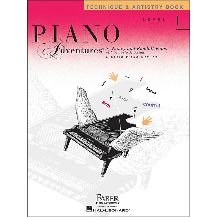 Faber Music Piano Adventures Technique & Artistry Book Level 1