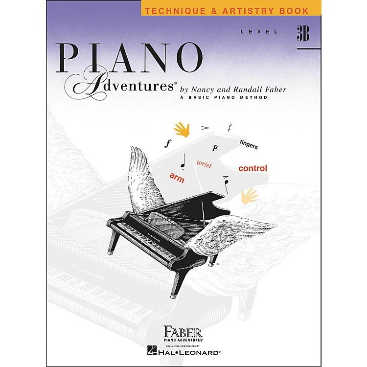 Faber MusicPiano Adventures Technique & Artistry Book Level 3B - Faber Piano