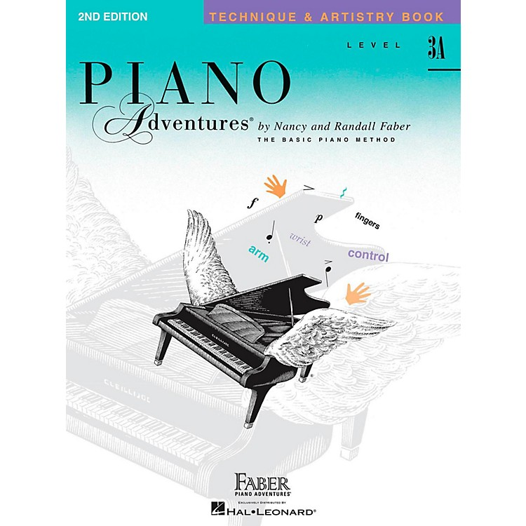 Faber Music Piano Adventures Techniques And Artistry Book Level 3A