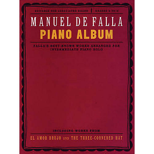 Chester Music Piano Album Music Sales America Series