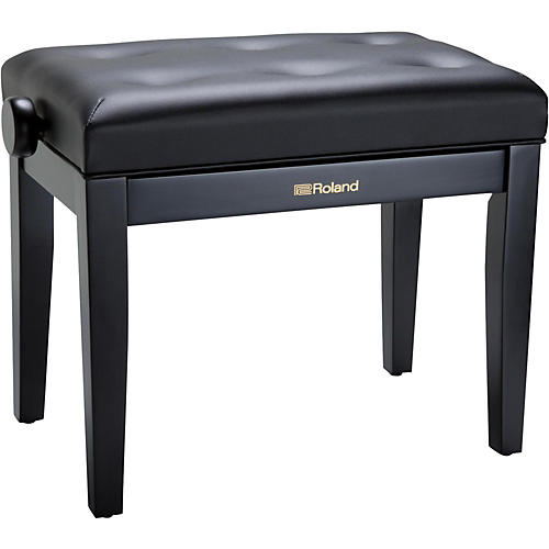 Roland Piano Bench with Cushioned Seat-thumbnail