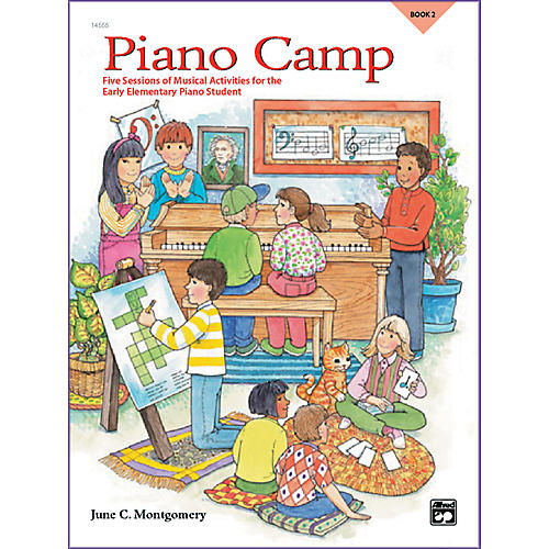 Alfred Piano Camp Book 2