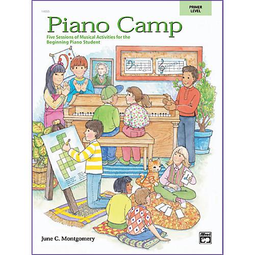 Alfred Piano Camp Primer