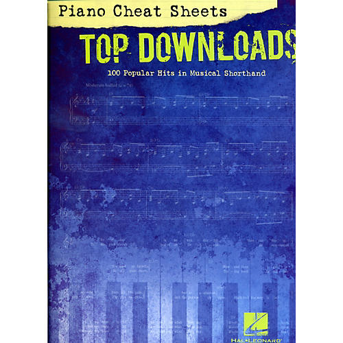 Piano Cheat Music Images: Hal Leonard Piano Cheat Sheets Top Downloads