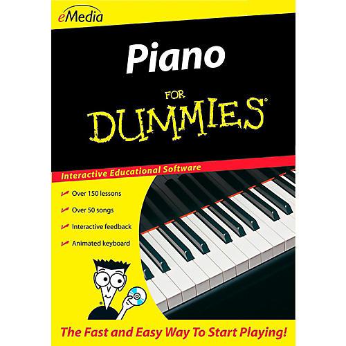Emedia Piano For Dummies - Digital Download-thumbnail