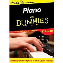 Emedia Piano For Dummies Deluxe - Digital Download
