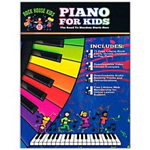 Rock House Piano For Kids - The Road to Stardom Starts Here Book/Online Audio And Video
