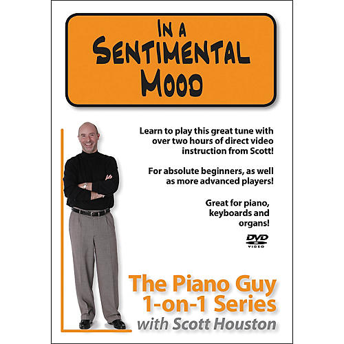 Hal Leonard Piano Guy 1-On-1 Series Sentimental Mood DVD-thumbnail