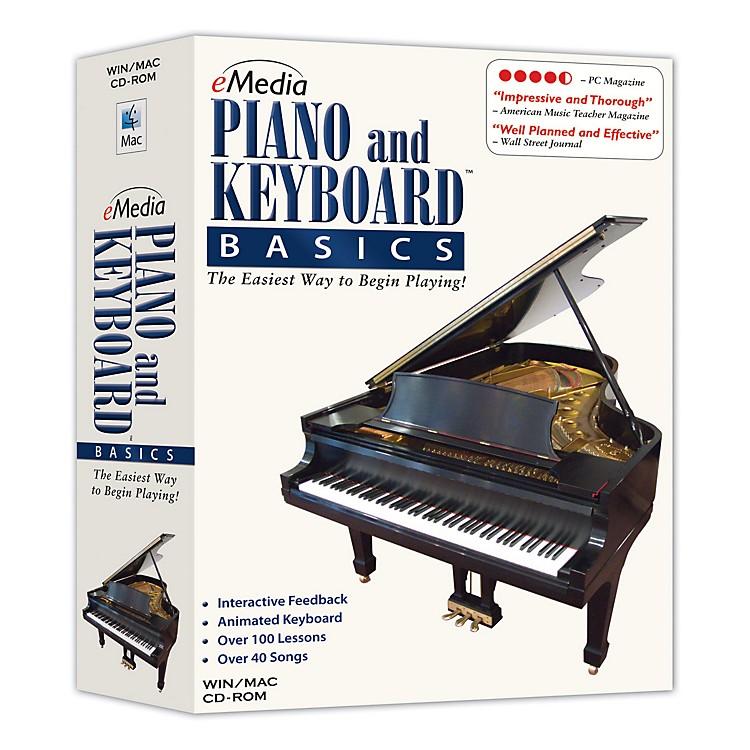 eMediaPiano & Keyboard Basics v3.0