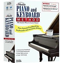 Open Box Emedia Piano and Keyboard Method Version 3.0