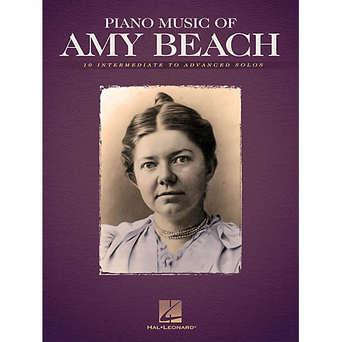 Hal Leonard Piano Music of Amy Beach Misc Series-thumbnail