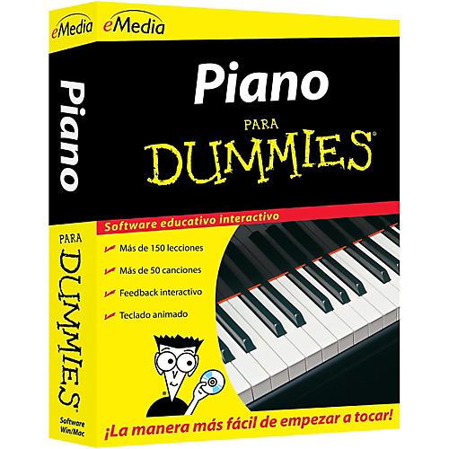 Emedia Piano Para Dummies [Boxed]-thumbnail