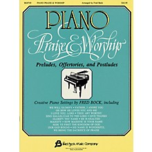 Fred Bock Music Piano Praise & Worship Fred Bock Publications Series