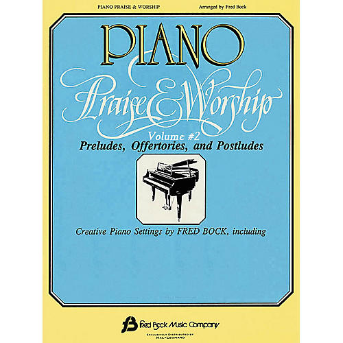 Fred Bock Music Piano Praise and Worship #2 (Arr. Fred Bock) Fred Bock Publications Series-thumbnail