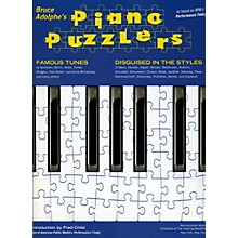 Hal Leonard Piano Puzzlers - As Heard on APM's Performance Today