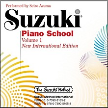 Suzuki Piano School New International Edition CD Volume 1