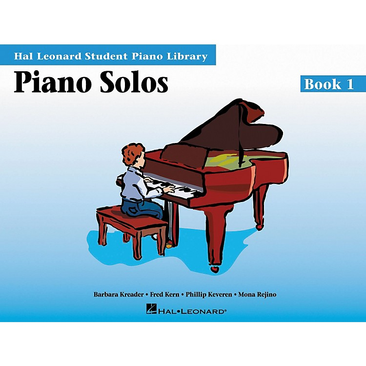 Hal LeonardPiano Solos Book 1 Hal Leonard Student Piano Library