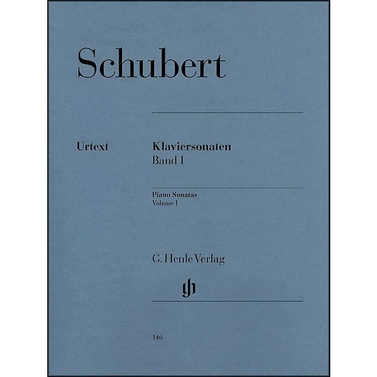 G. Henle VerlagPiano Sonatas - Volume I By Schubert