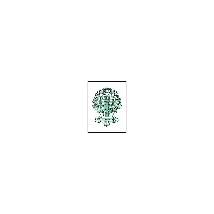 G. SchirmerPiano Sonatas Centennial Edition By Scriabin