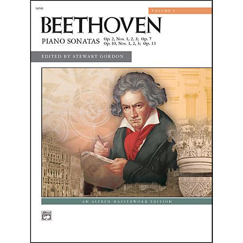 Alfred Piano Sonatas Volume 1 (Nos. 1-8) Volume 1 (Nos. 1-8)-thumbnail