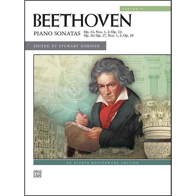 AlfredPiano Sonatas Volume 2 (Nos. 9-15) Volume 2 (Nos. 9-15)