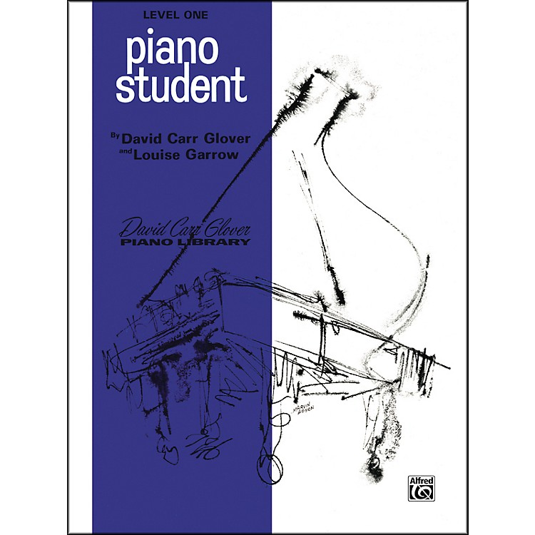 Alfred Piano Student Level 1