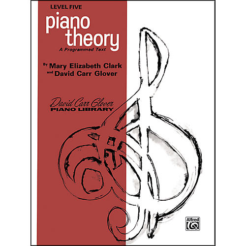 Alfred Piano Theory Level 5