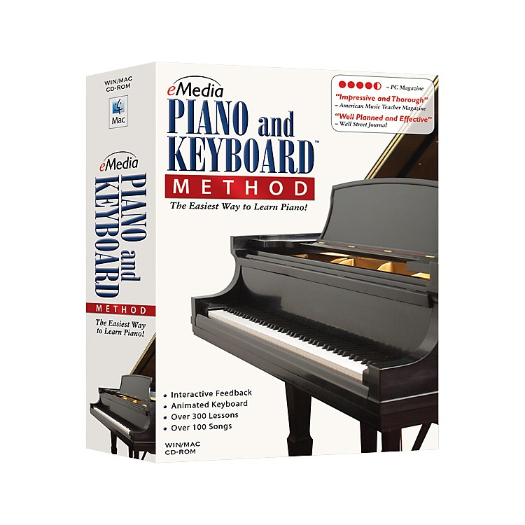 eMedia Piano and Keyboard Method Educator Edition (CD ROM)