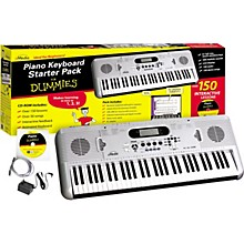 Emedia Piano for Dummies 61-Key Keyboard Starter Pack