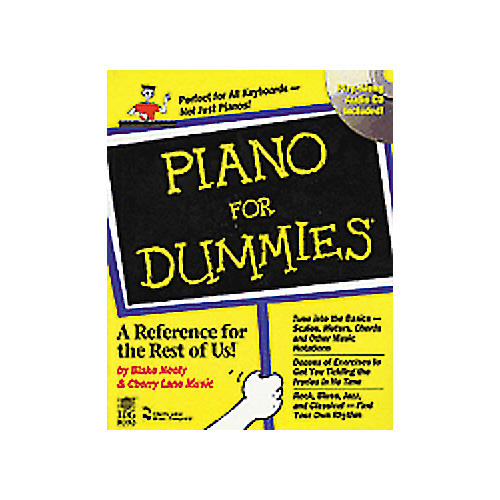 Hungry Minds Piano for Dummies CD