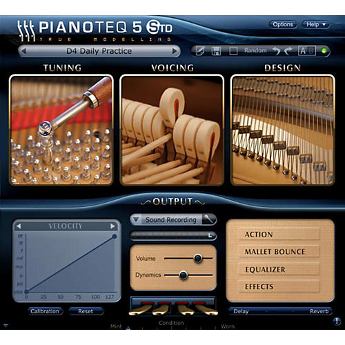 Modartt Pianoteq 5 Standard Software Download