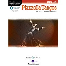Boosey and Hawkes Piazzolla Tangos (Cello) Boosey & Hawkes Chamber Music Series Softcover Audio Online