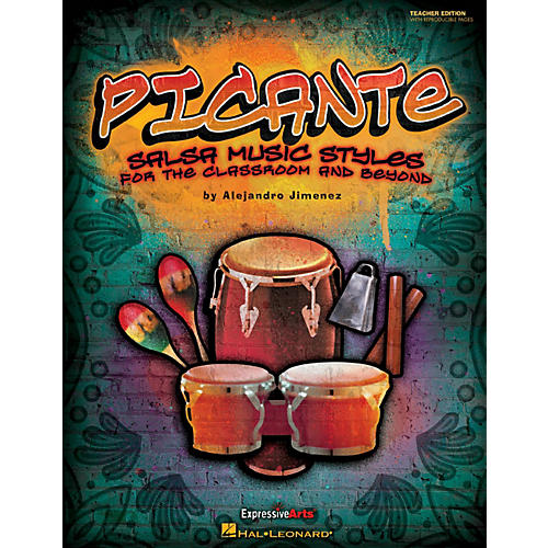 Hal Leonard Picante - Salsa Music Styles for the Classroom & Beyond CD (Orff)