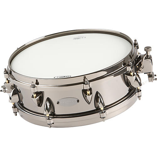 Orange County Drum & Percussion Piccolo Snare Drum 13 inch Black Chrome