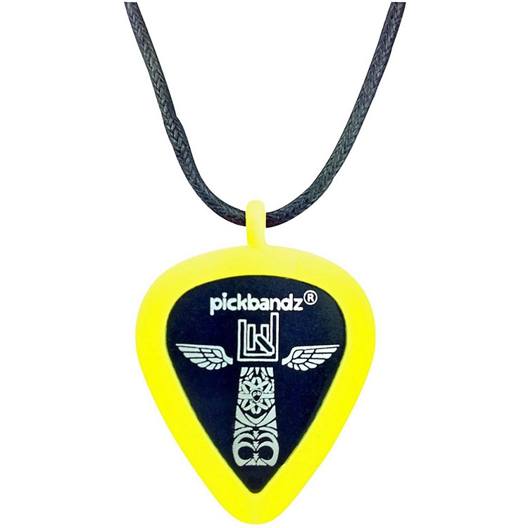 PickbandzPick-Holding Pendant/NecklaceMellow Yellow