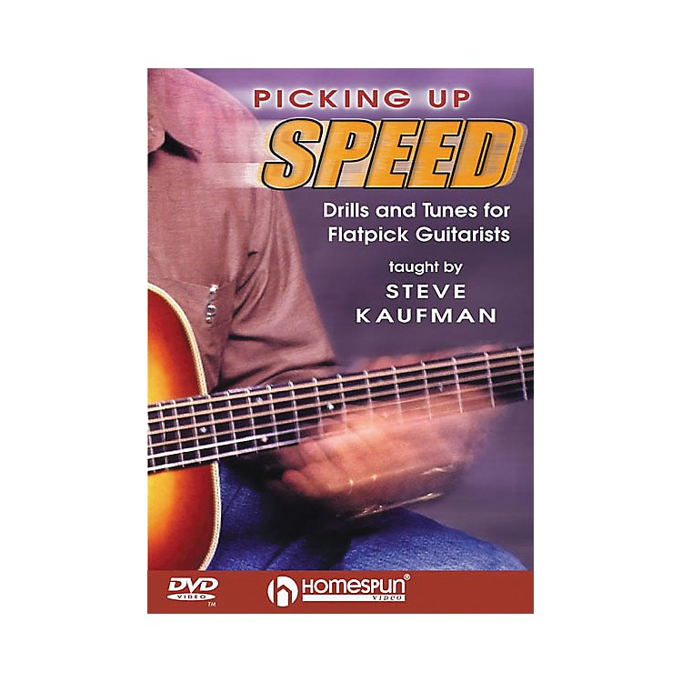 Homespun Picking Up Speed (DVD)