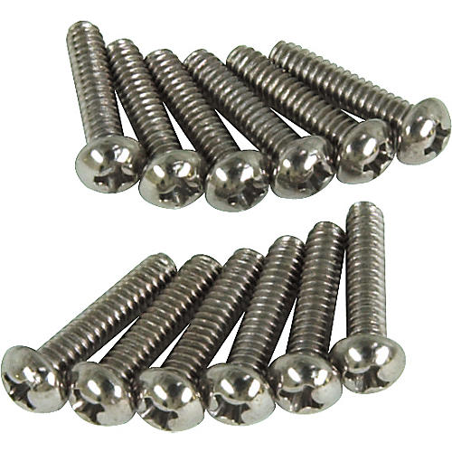 Fender Pickup/Switch Screws (12)