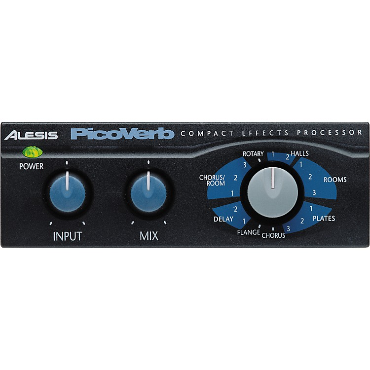 Alesis PicoVerb Digital Multi Effects Processor