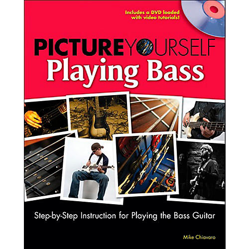 Cengage Learning Picture Yourself Playing Bass-thumbnail