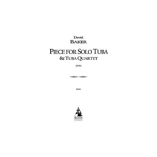 Lauren Keiser Music Publishing Piece for Solo Tuba/Tuba Quartet LKM Music Series
