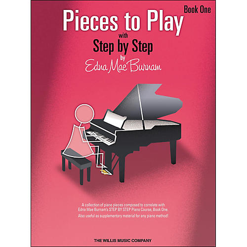 Willis Music Pieces To Play Book 1-thumbnail