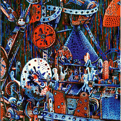 Alliance Pierre Bastien - Mecanoncentric Worlds of Pierre Bastien