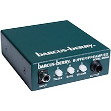 Barcus Berry Piezo Buffer Preamp/EQ- for 6100 & 5600