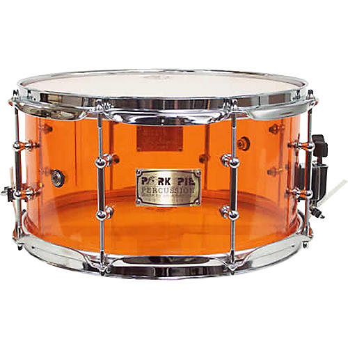 Pork Pie Pig Lite See Thru Snare Drum-thumbnail